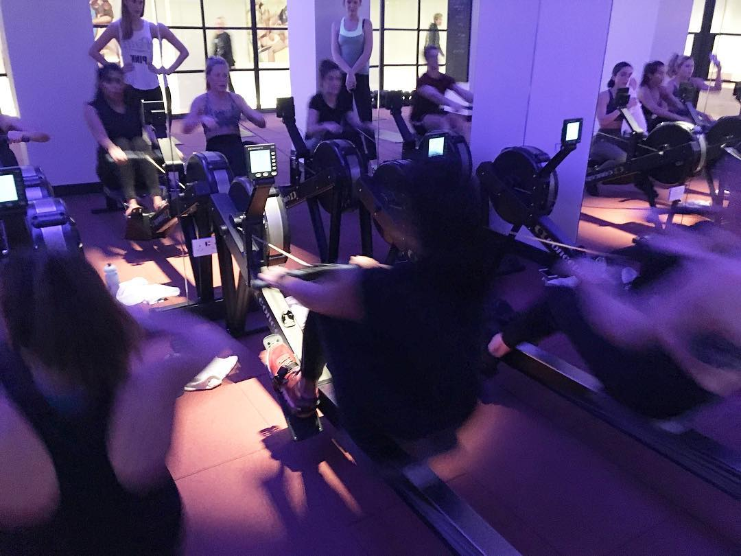 Lift and row review at core collective kensington