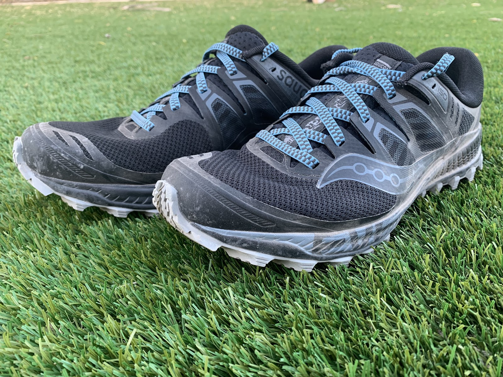 Road Trail Run: Saucony Peregrine ISO Review: Regardless of