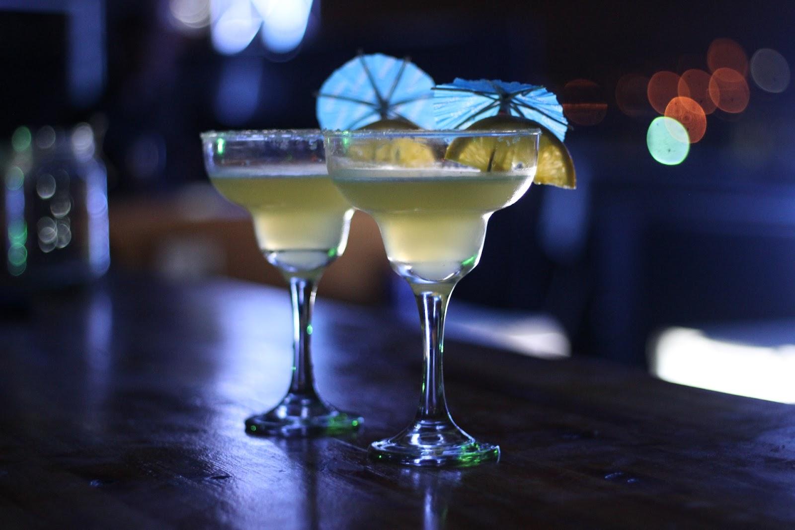 Margarita-Glas