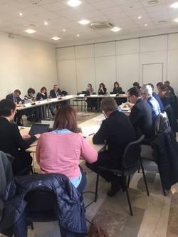 Cycle des auditeurs de l'IH2EF dans l'académie de Lyon