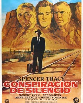 Conspiración de silencio (1955, John Sturges)