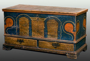 beautiful traditional hope box