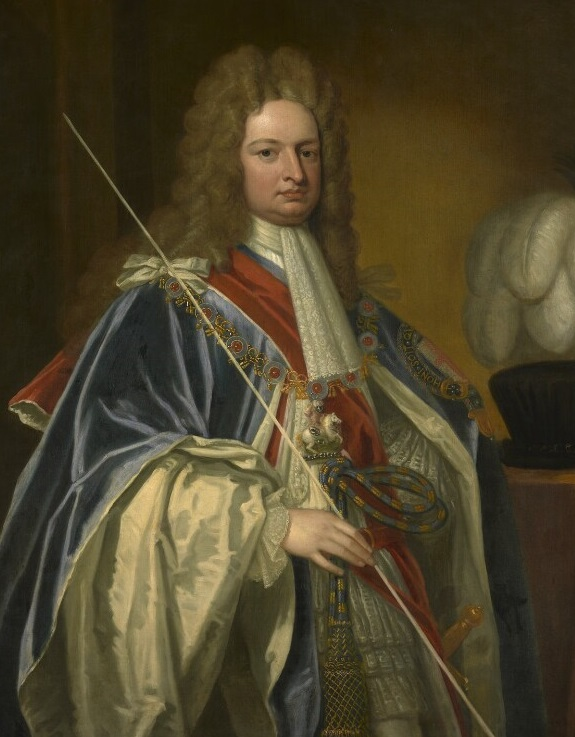 Лорд-казначей Англии Роберт Харли.