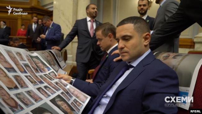 Прийшовши в парламент, Куницький увійшов до складу комітету з питань правоохоронної діяльності; став співавтором декількох десятків законопроєктів