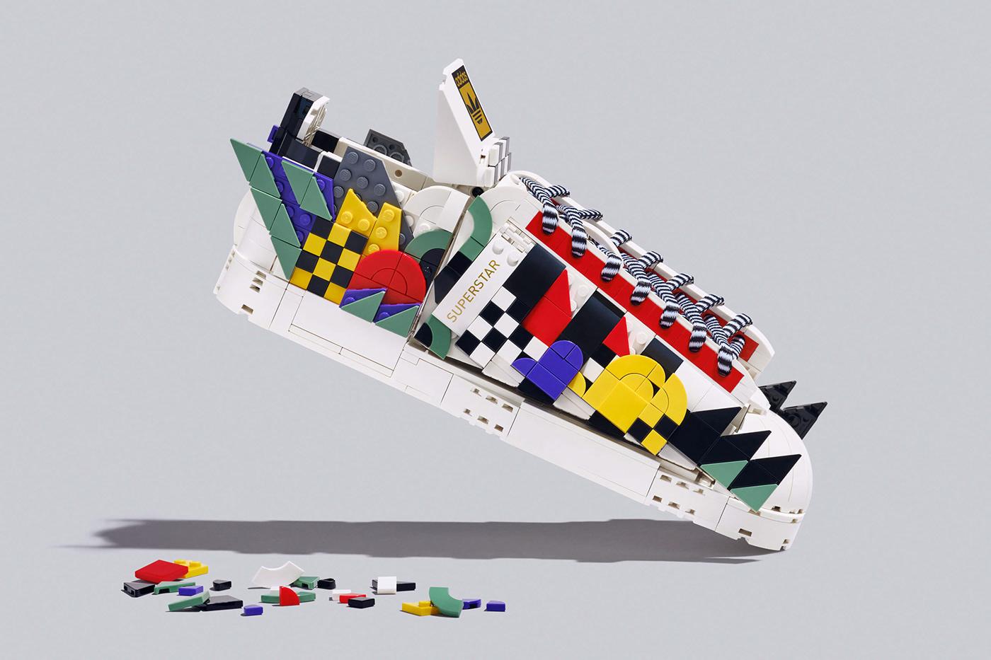 art direction  Collaboration design sculpture shoe
