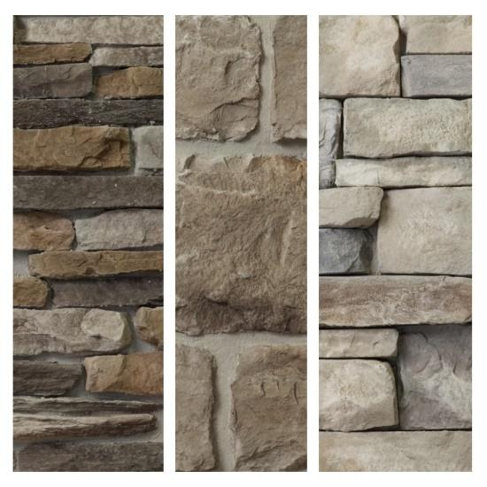 A collage of a stone wall  Description automatically generated with low confidence