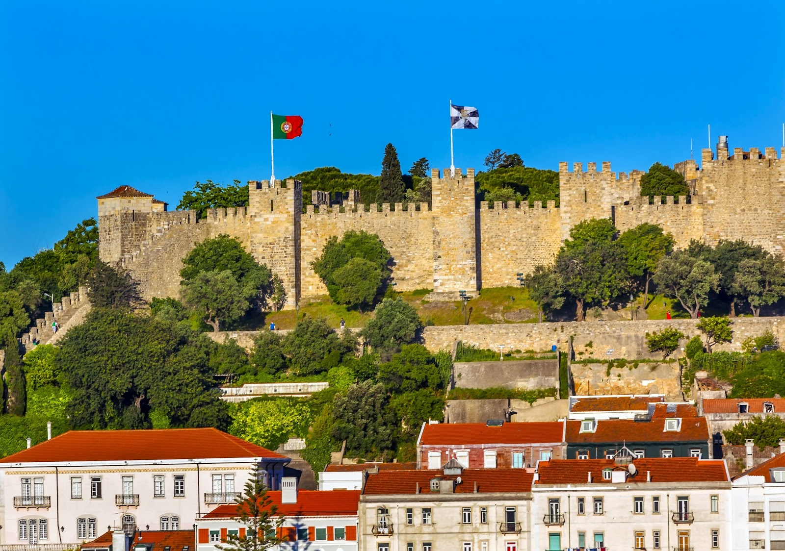 Castelo de São Jorge | Lisbon, Portugal Attractions - Lonely Planet