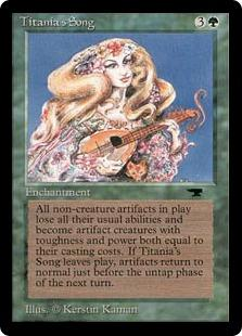 Image result for Titania's SOng