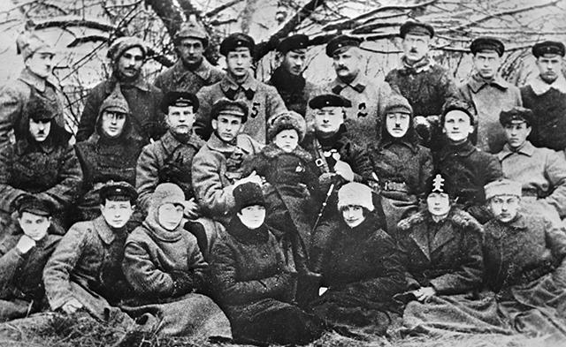 Кавалерійська бригада Котовського брала участь у Одеській операції 1920 року
