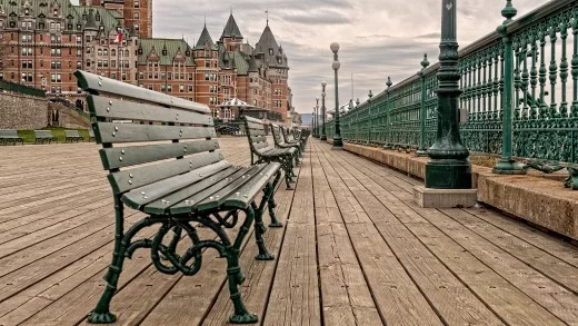 photos of benches showing how to take better instagram photos