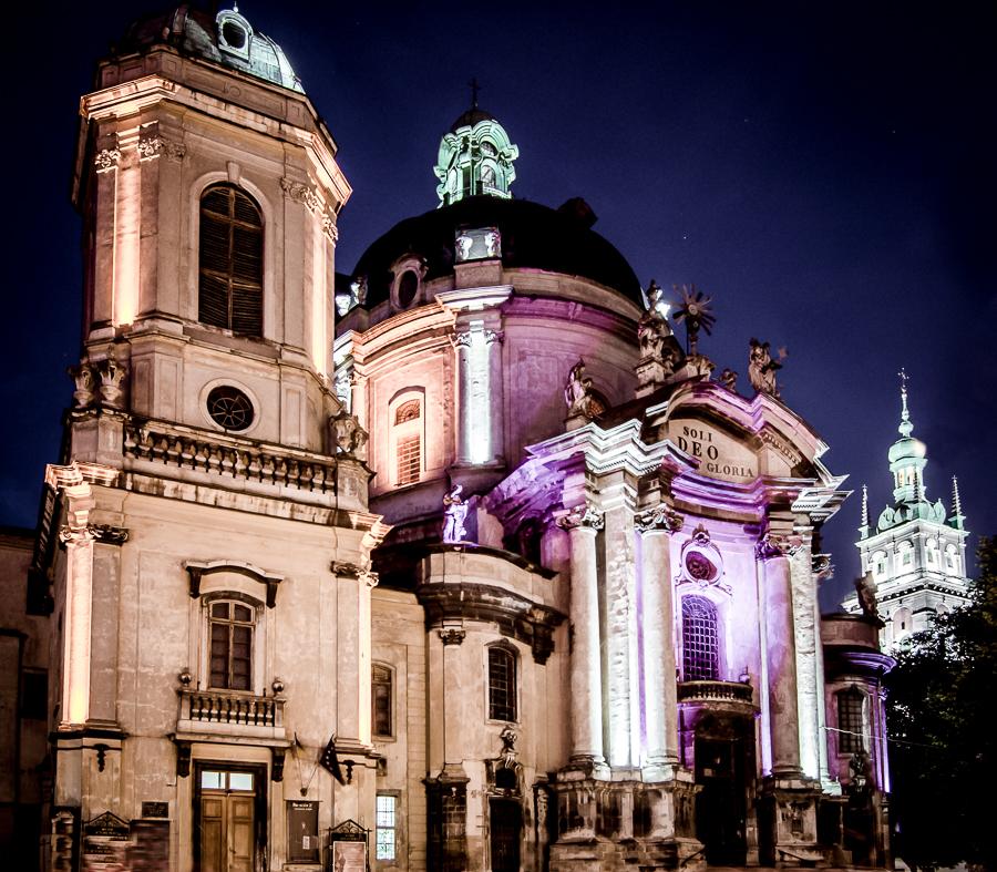 Домініканський Собор у Львові
