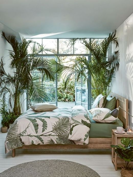 Make Tropical Ideas for Your Son Bedroom