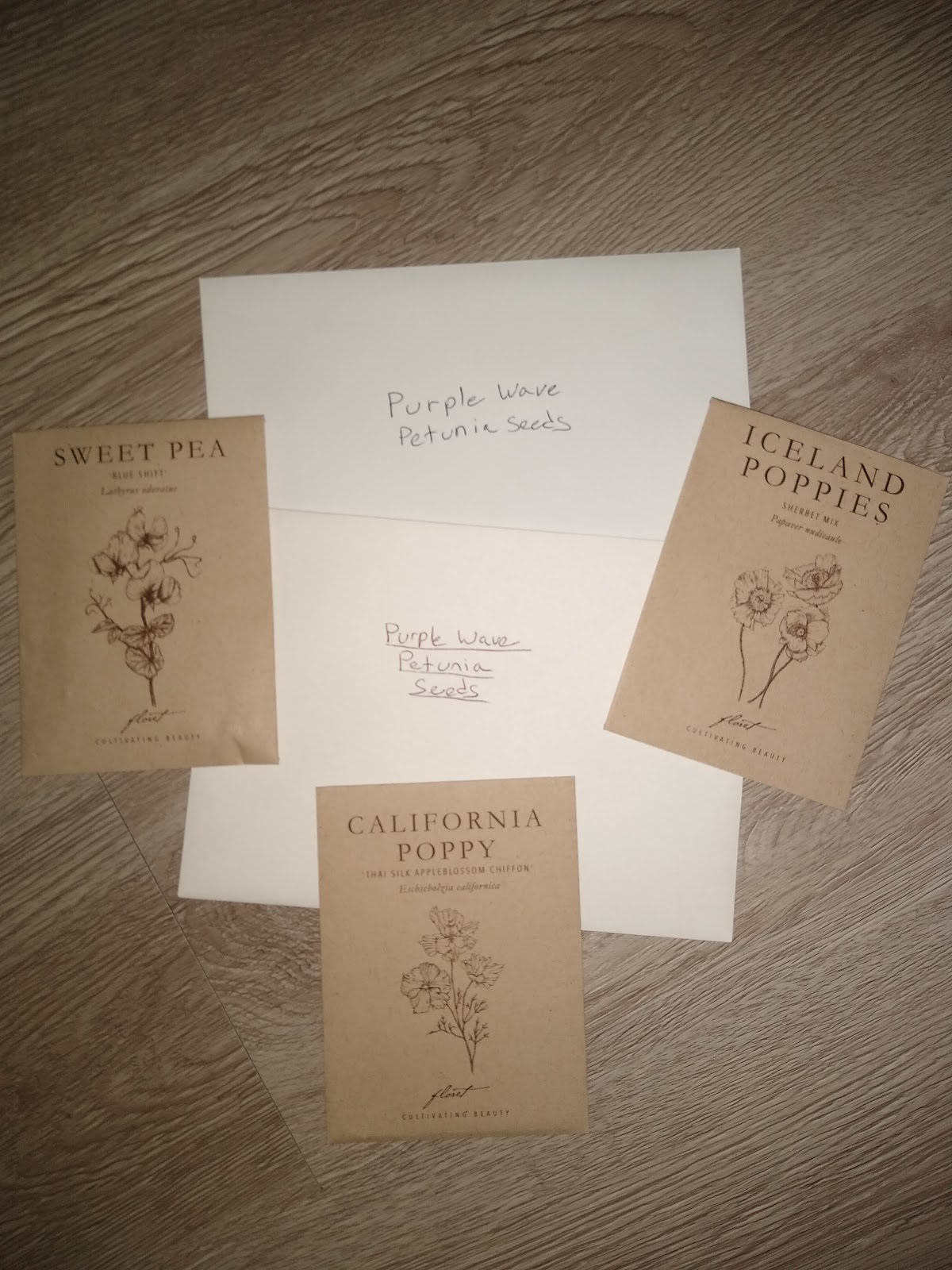winter sowing flower seed planning