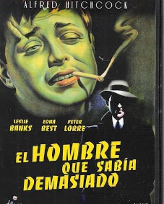 El hombre que sabía demasiado (1934, Alfred Hitchcock)