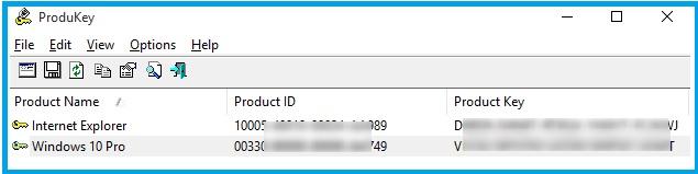 Hướng dẫn kiểm tra key Windows 10