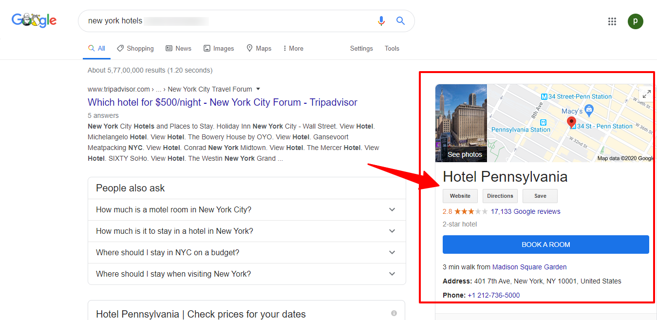 new york hotels within a budget