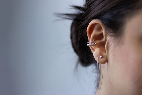 Daith Piercing For Anxiety (Yes?)