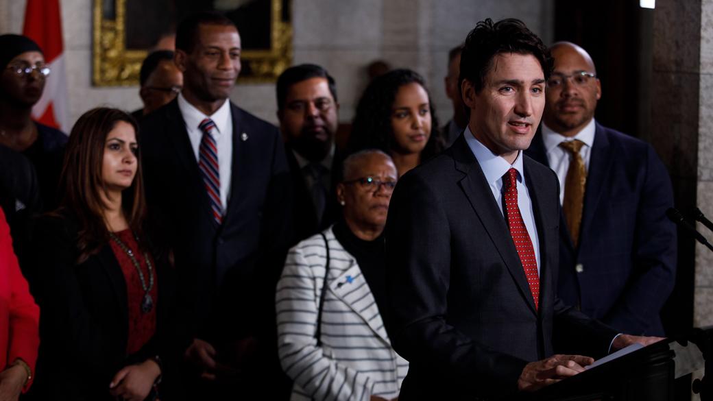 Le premier ministre annonce que le Canada soulignera officiellement la Décennie internationale des personnes d'ascendance africaine
