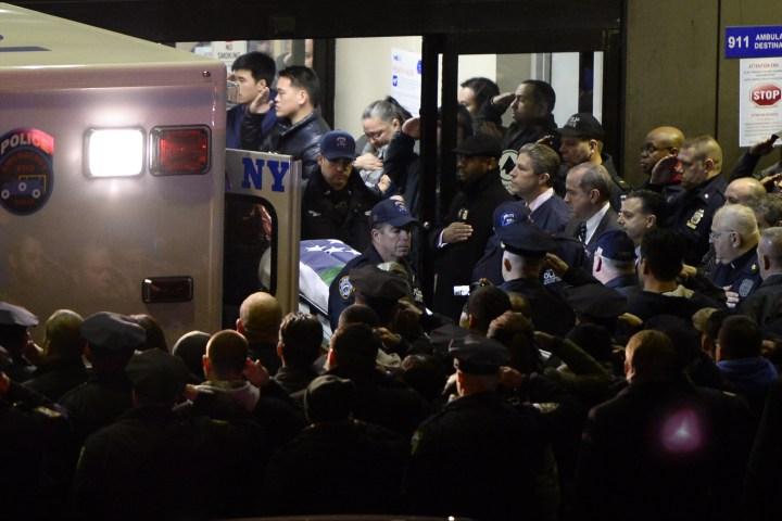 Gunman executes 2 NYPD cops as 'revenge' forGarner