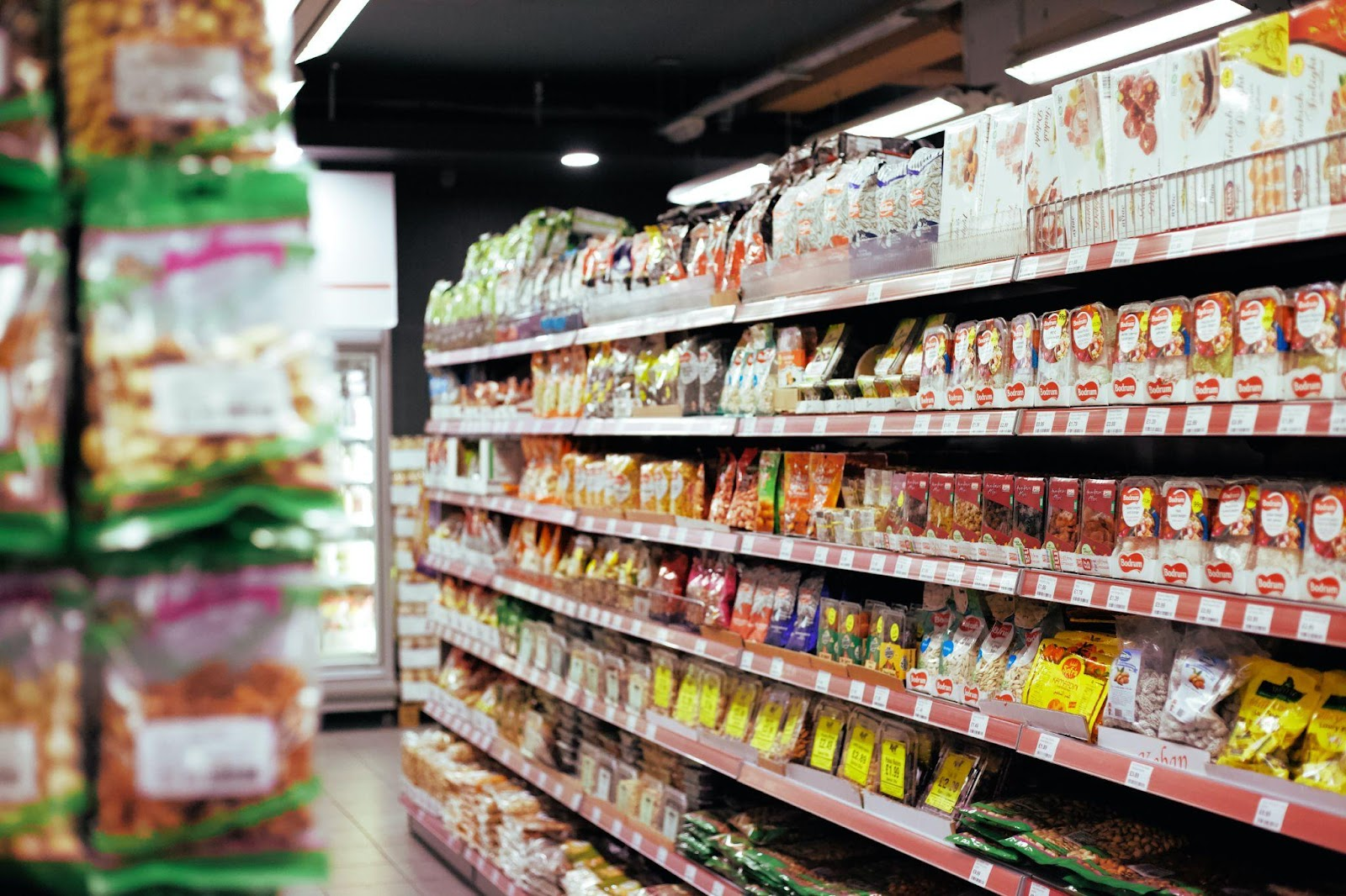 Grocery Store & Supermarket Insurance
