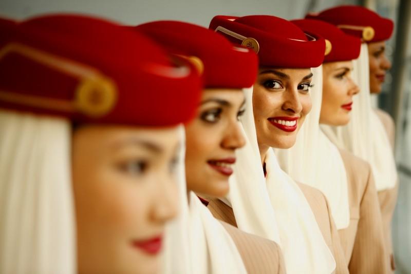Работа в Дубае. Как быстро стать высокооплачиваемой стюардессой? (2019)