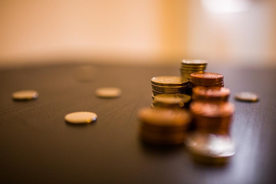 Dinero, Negocios, Libro, Piezas, Stock, Precio