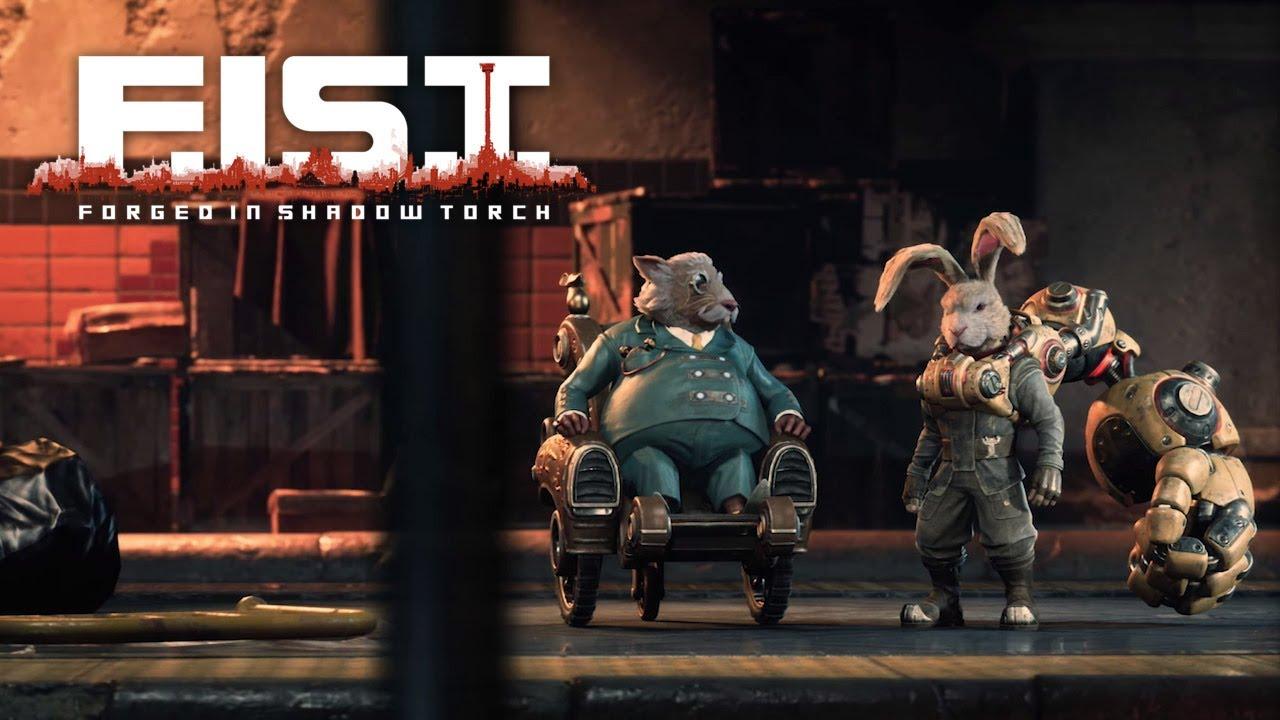 F.I.S.T.: Forged In Shadow Torch รับบทเป็นกระต่ายน้อยหมัดโต1