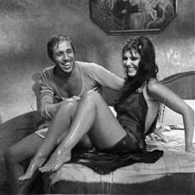 Adriano Celentano and Claudia Mori 2