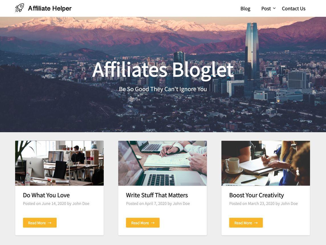 affiliates-bloglet