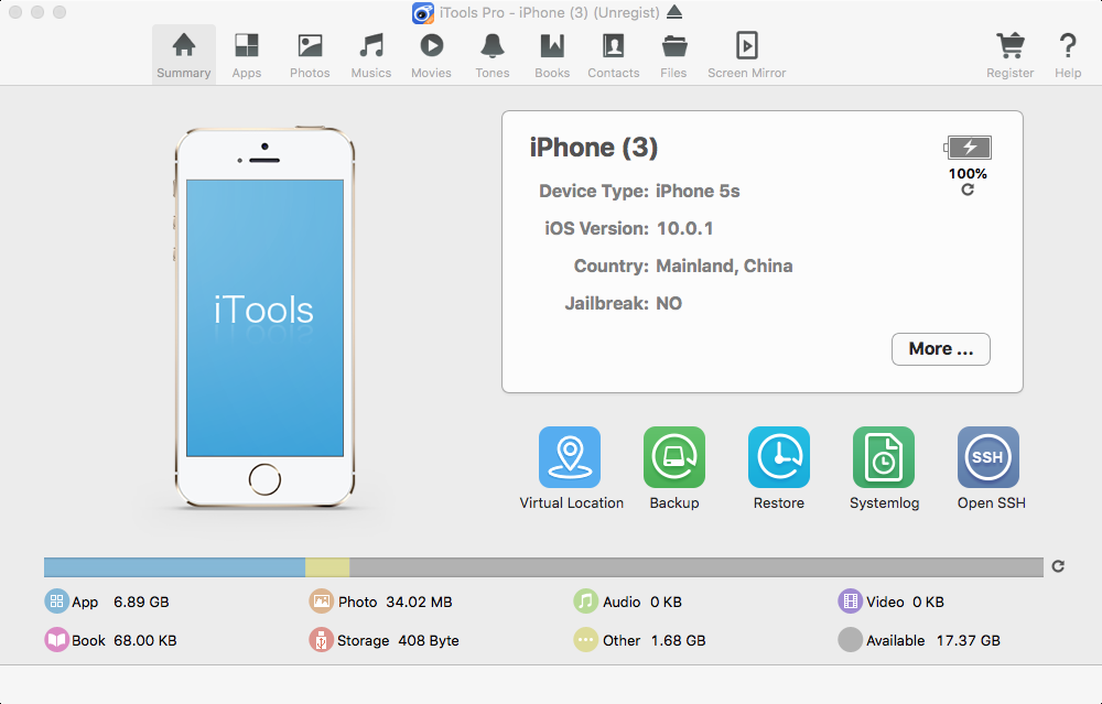 Top 5 iTunes Alternatives for iPhone Data Transfer and