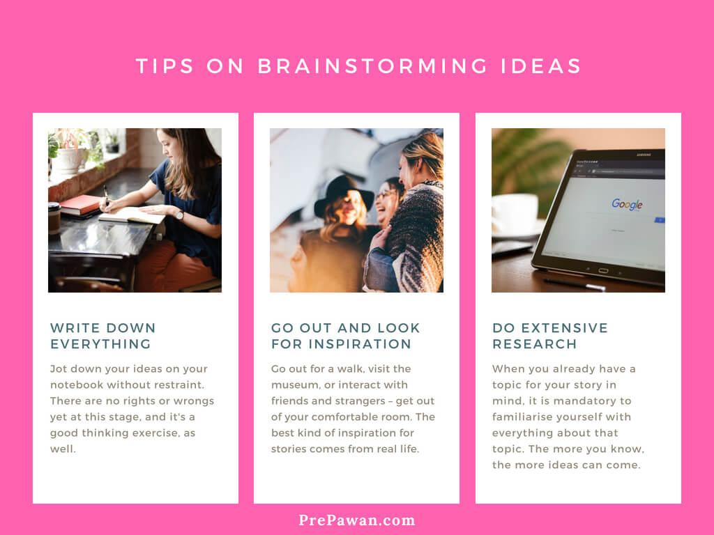 brainstorming hacks