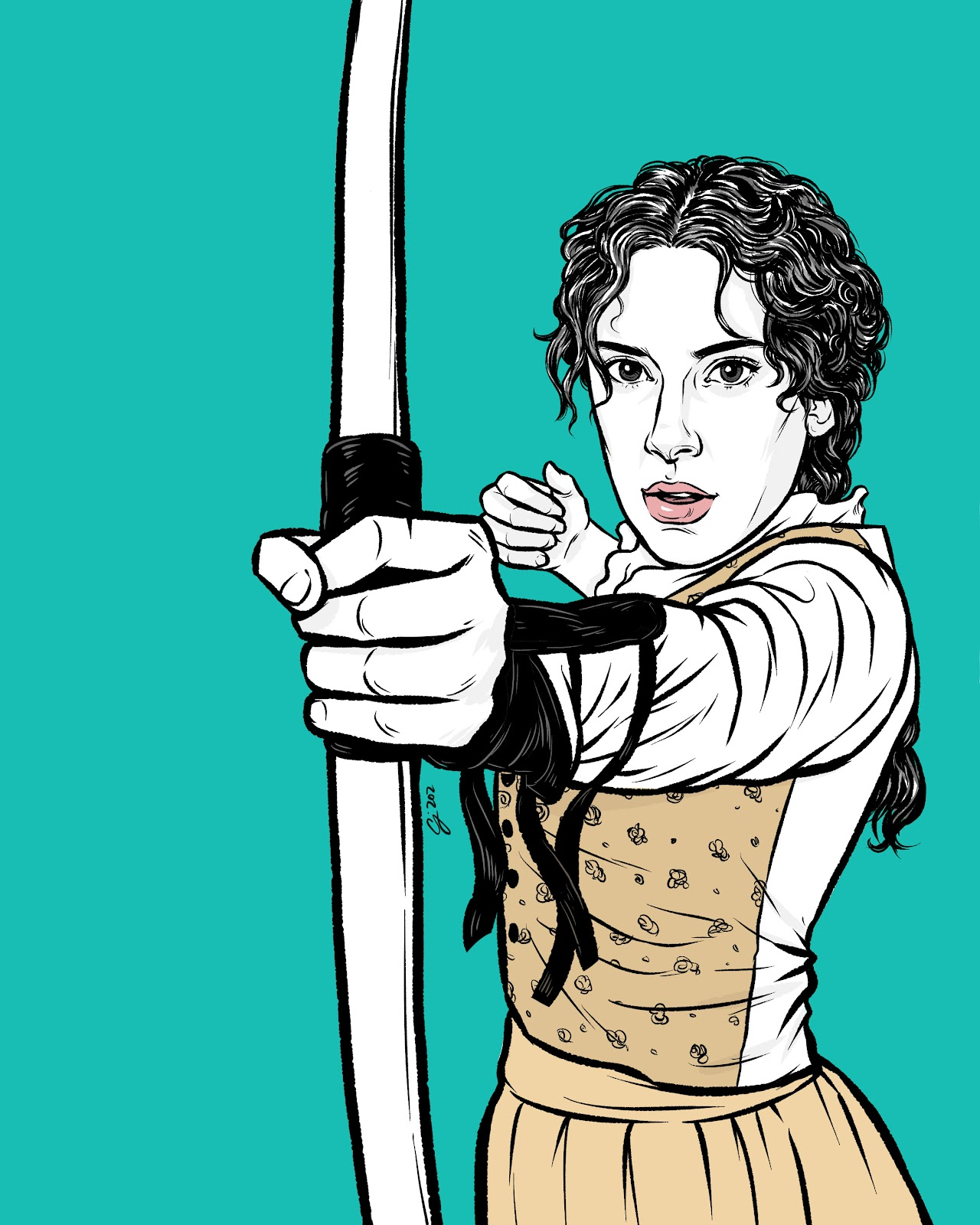 Pinay Illustrators take on strong female characters in Netflix