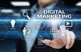 Digital Marketing – kết nối thương mại và kĩ thuật số