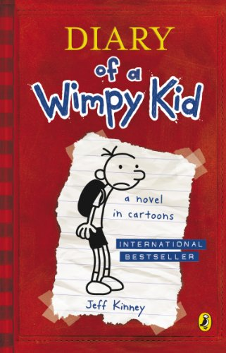 diary of a wimpy kid world of books