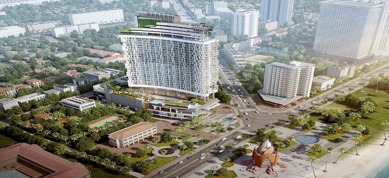 dự án căn hộ AB Central Square Nha Trang nổi bật