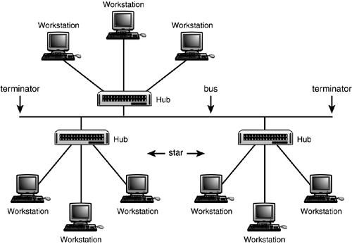 Memahami computer network atau jaringan komputer part 6membuat topologi tree topologi jaringan komputer diagram topologi tree ccuart Image collections