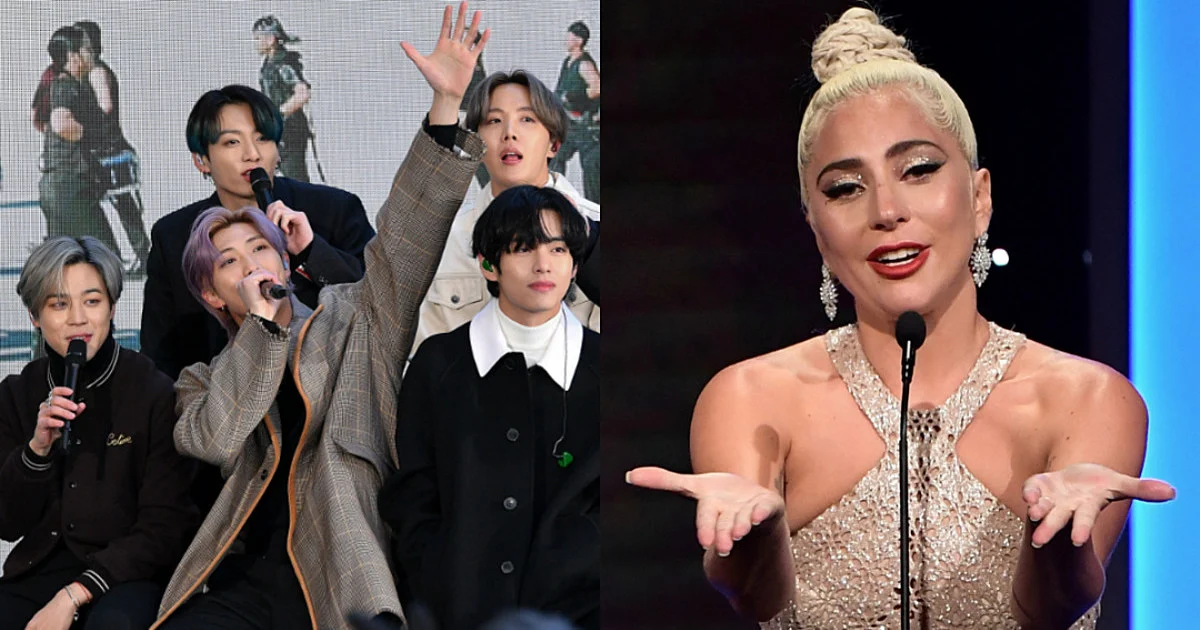 BTS Joins Lady Gaga, Others in Sending Their Best Wishes to the Graduating Class of 2020
