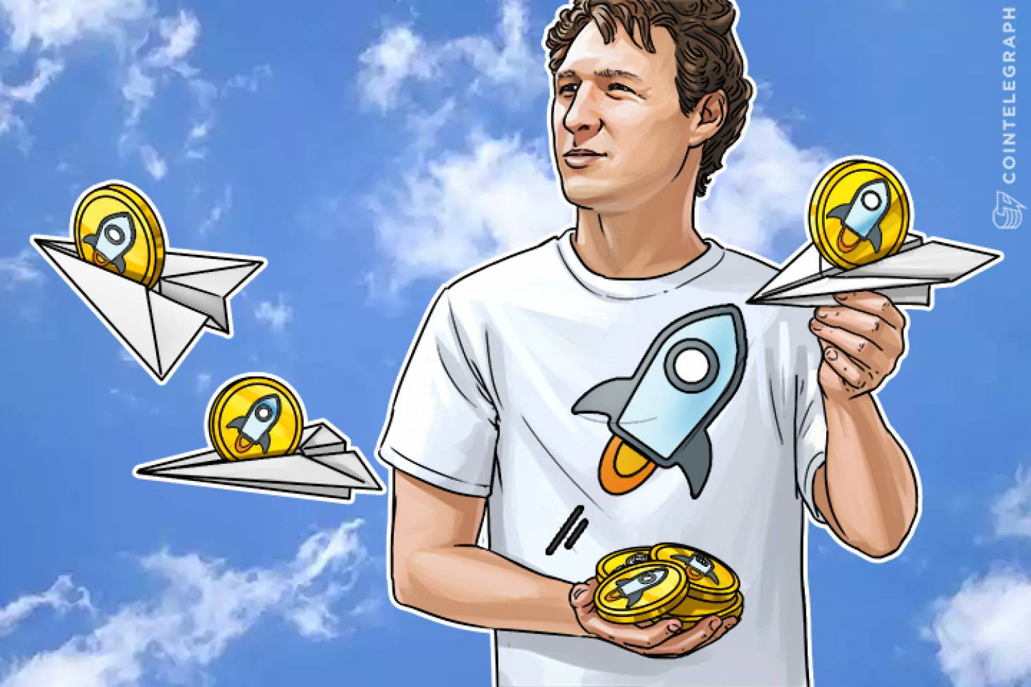 Jed McCaleb, Stellar co-founder