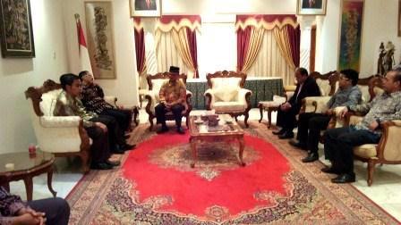 Kunjungan Delegasi MA RI ke Sudan | (9/9/2014)