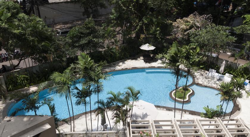 Apartemen dekat stasiun MRT Senayan: Apartment Setiabudi