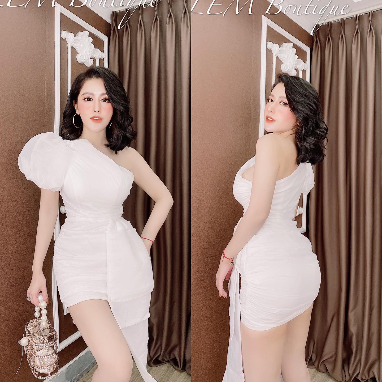 Khám phá phong cách thời trang quyến rũ, cá tính của cô chủ Lọ Lem Boutique - CEO Phạm Thị Thanh Nhàn  - Ảnh 1