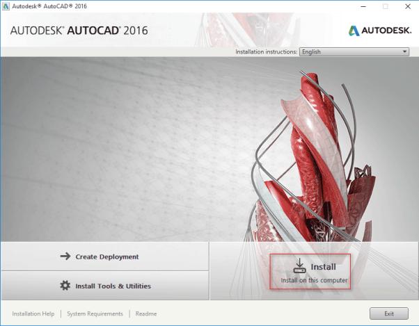 Autocad 2016x32b