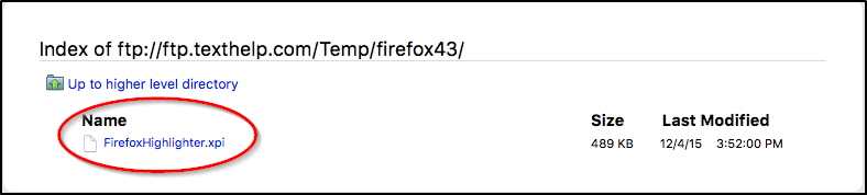 Installing the Read&Write Plugin for Firefox | Support