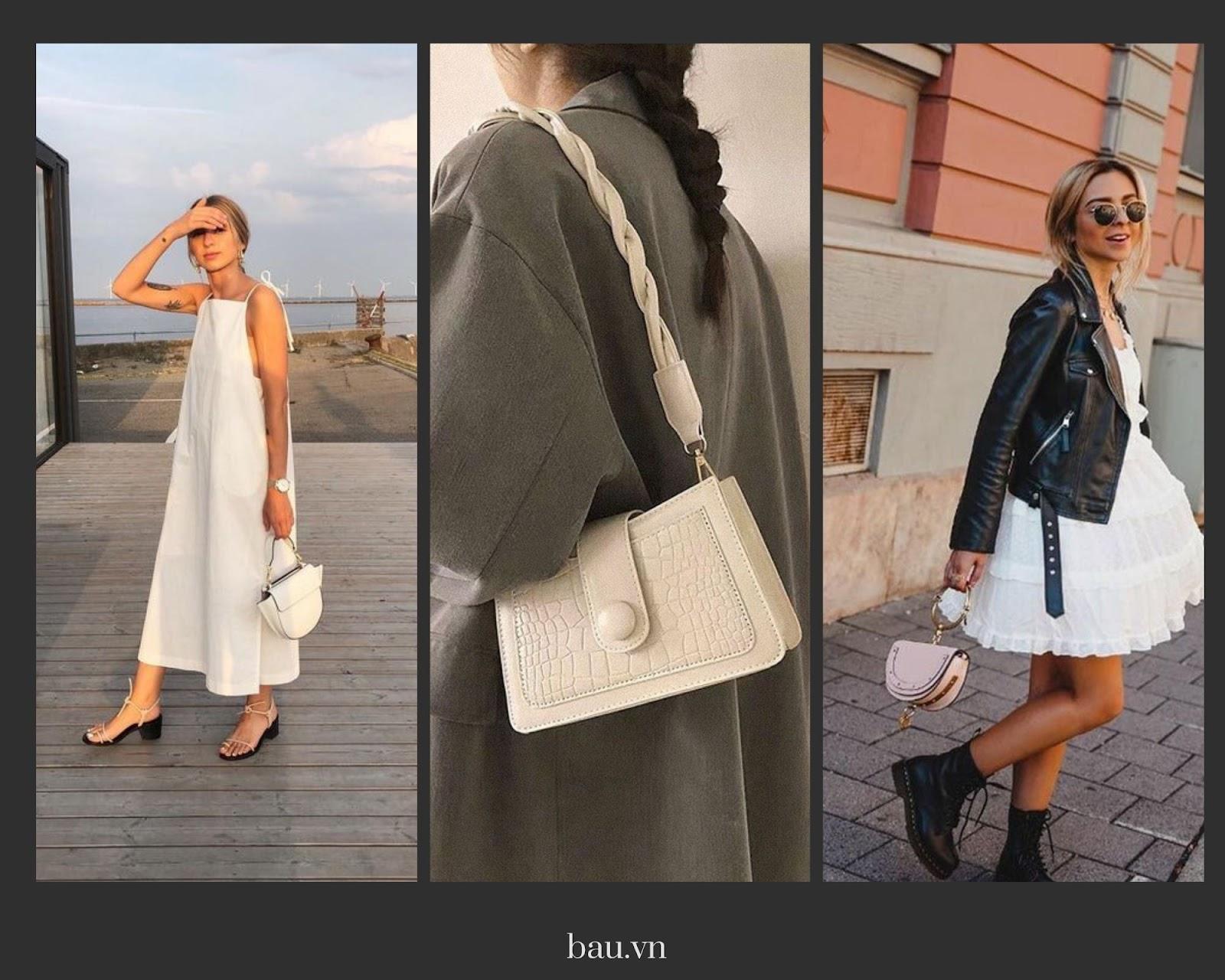 Sắm ngay những mẫu túi xách cho mùa thu đông 2020 - ảnh 2
