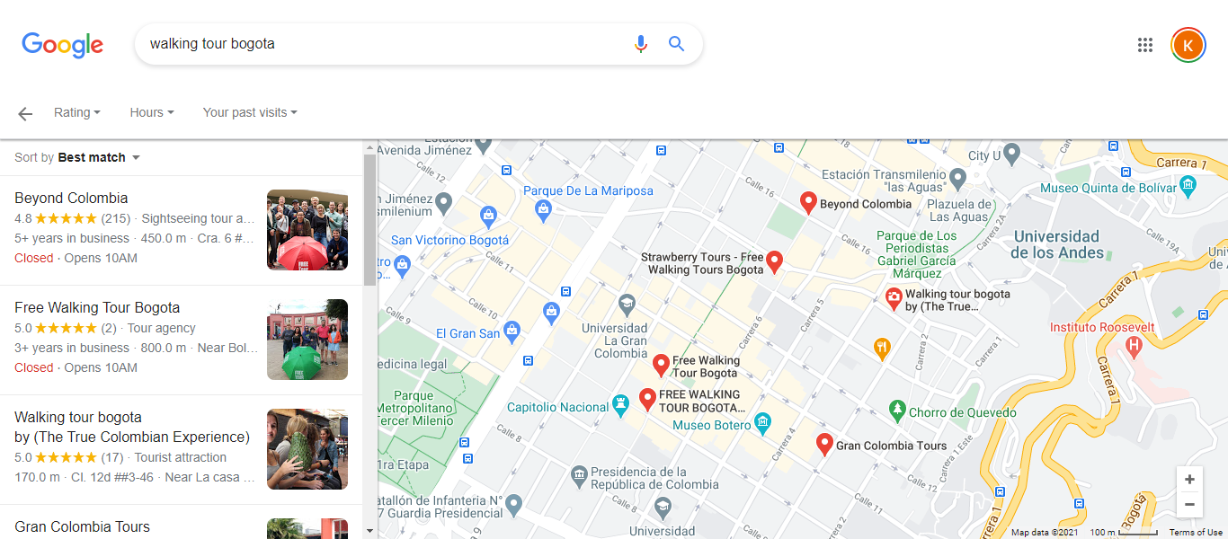 Why You Need a Google My Business Account (and Four Ways to Optimize Your Listing) Kristin Templin Arival