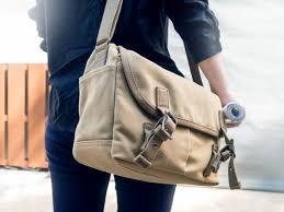 Disadvantages of messenger bag