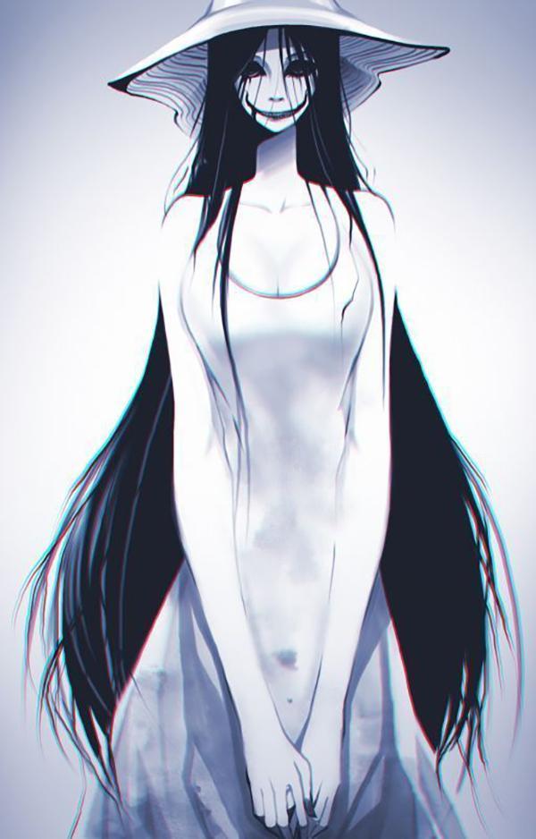 ฮาจิซาคุ หรือ ปีศาจผีสาวสูง 8 เมตร 02