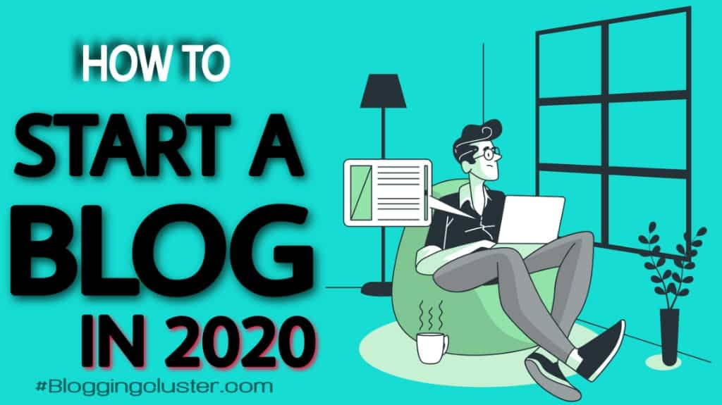 how to start a wordpress blog bloggingcluster.com