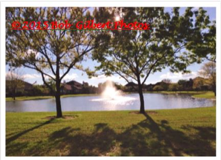Grand Lakes Katy TX - One of the Lakes.JPG