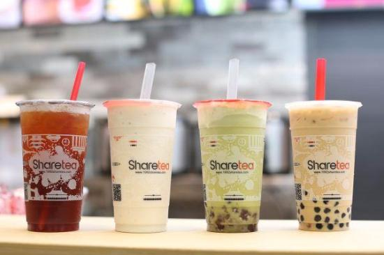 Image result for sharetea